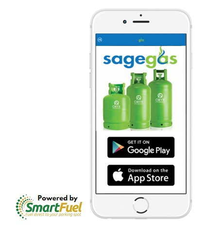 Sage Gas Powered by GSF